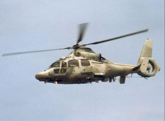 AS565型直升机
