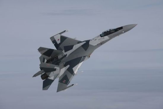 俄称中国已签订苏-35购买政府间协议