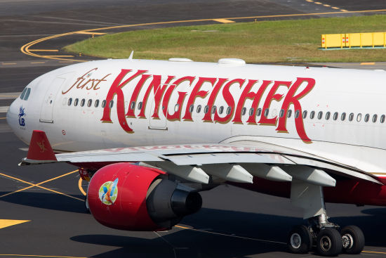 翠鸟航空曾经是印度第二大航空公司。