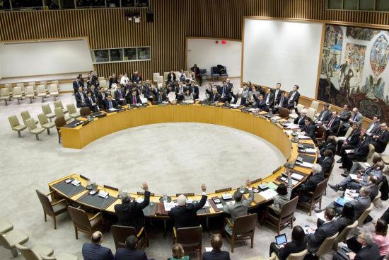 联合国安理会全票通过制裁朝鲜决议