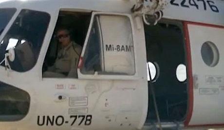 俄媒称,失事直升机由联合国租用