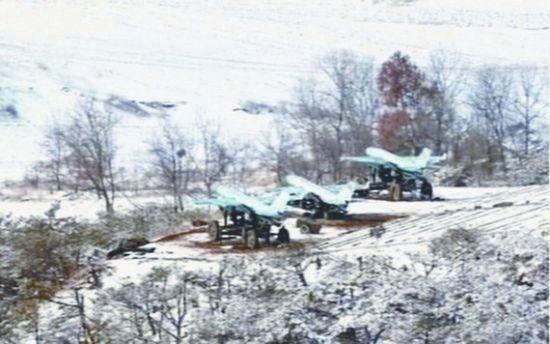 朝鲜首次公布无人机实战部署的照片