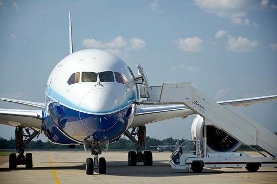 印航宣布旗下波音787客机下周复航