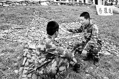 军人口述夜狸猫事件_阴兵图片