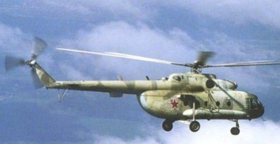 资料图:米-8直升机