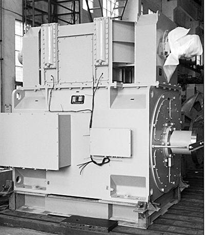 国产电力推进装置。