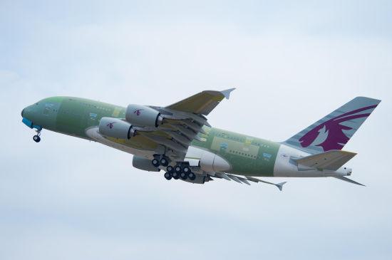 卡塔尔航空A380