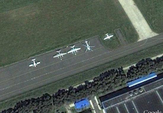 中国神秘新型直升机卫星图曝光