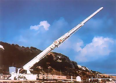 """伊拉克的""""巴比伦""""超级大炮"""