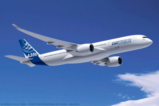 A350XWB宽体飞机