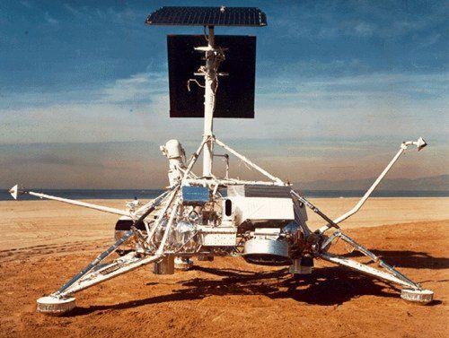 资料图:美国勘测者号月球着陆器,美苏早期月球探测项目的失败率都非常高