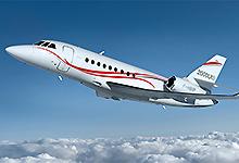 猎鹰2000LXS公务机