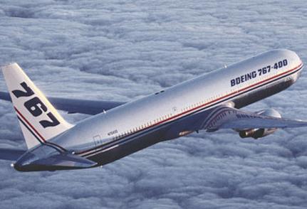 波音767
