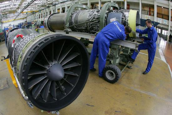 法国斯耐克玛公司生产的M88-2涡轮风扇发动机主要装备阵风战机。
