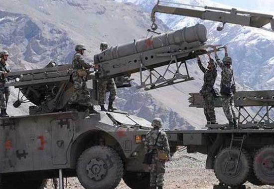 吊运红旗7B防空导弹