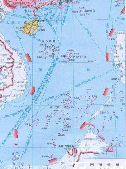 南海九段线(资料图)