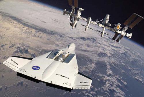 太空摆渡车兼具运载器与航天器的技术特性,是在运载火箭或重复使用运载工具上面,增加的相对独立的一级或多级,可依靠自身动力携带航天器继续飞行。(资料图)