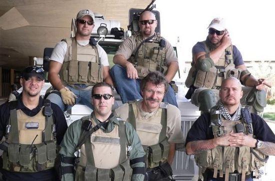 资料图:以黑水为代表的佣兵公司在伊拉克阿富汗等地曾活动频繁。