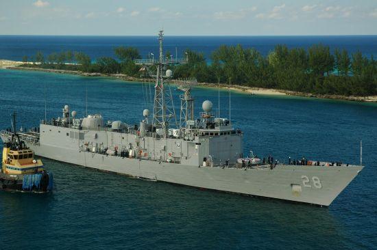 资料图:美国4艘佩里级导弹护卫舰将出售给台湾