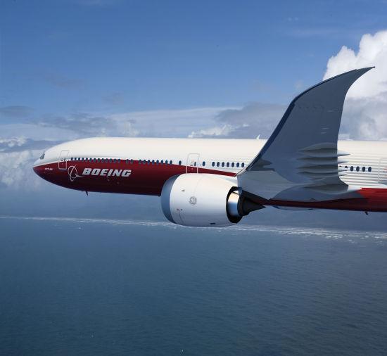 波音777X飞机生产工作预计于2017年启动,首架交付计划在2020年进行。