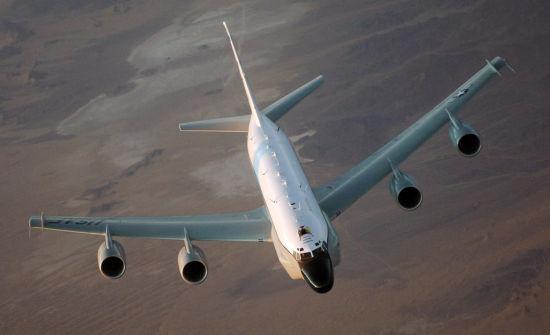 美军RC-135侦察机