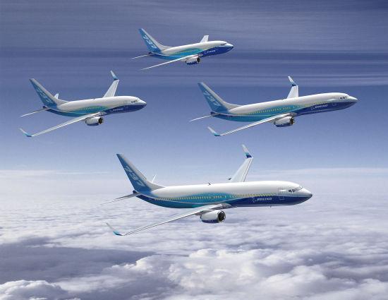 波音737飞机速度