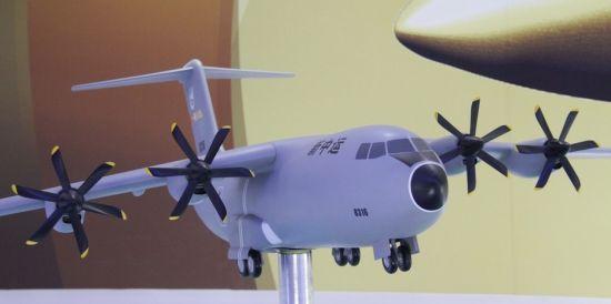 图注:国产运30新型运输机首次曝光