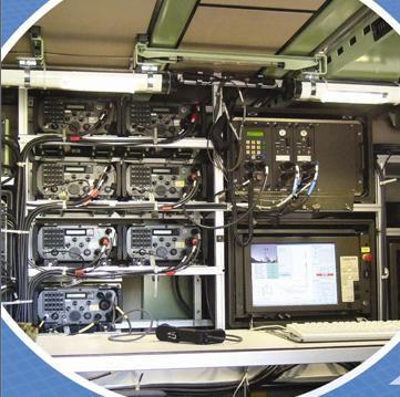 资料图:C4KISR系统的部分设备