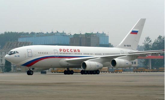 资料图:俄罗斯伊尔96客机的生产,现在只能说维持。