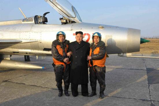 """深度:从""""战斗飞行技术大赛""""一窥朝鲜空军现状"""