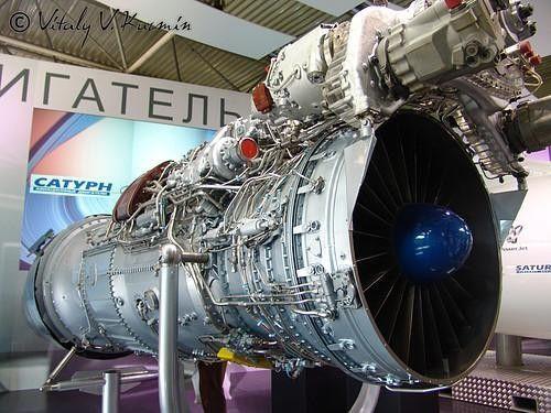 资料图:AL-41F-1S涡扇发动机是我国引进苏-35S的关键