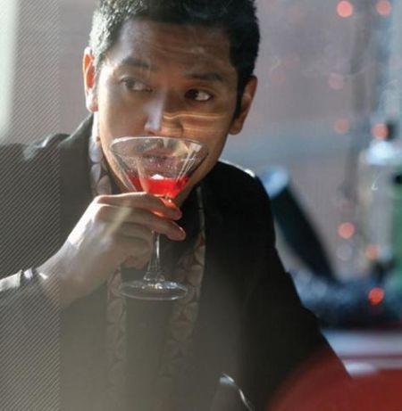 图为韩国歌手Bobby Kim