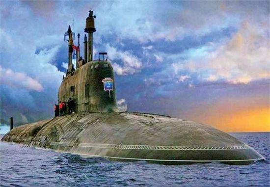 俄罗斯885型核潜艇