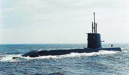 """瑞典""""哥特兰级""""潜艇"""