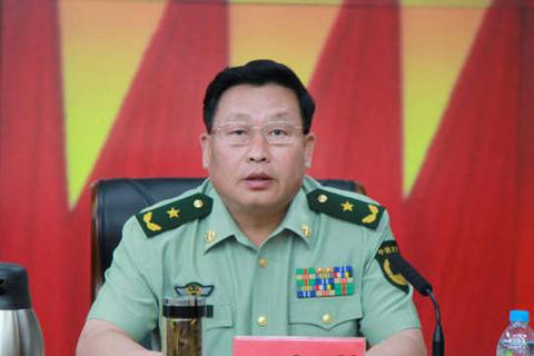 武警交通部队原司令刘占琪-中国军队反腐首涉武警官员 17人在卸任后图片