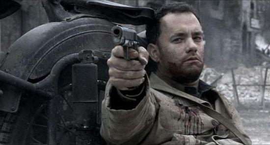 柯尔特公司著名产品M1911A1手枪,是世界上服役最长的军警用手枪,目前仍在使用中