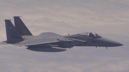 资料图:日本F-15战斗机