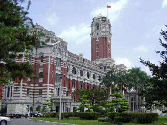 """今天台湾所谓""""总统府"""",在日本殖民统治时期是""""台湾总督府""""办公厅舍"""