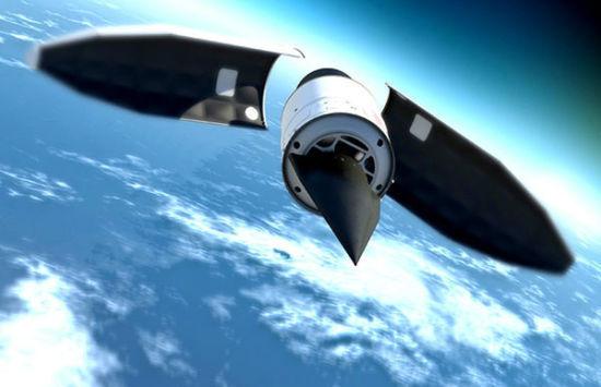 俄称中国WU14高超音速武器