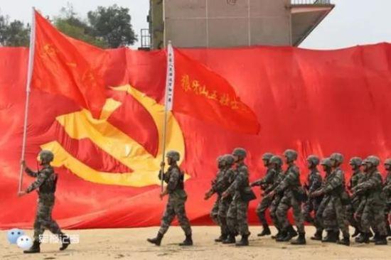 今:广州军区某部3营7连
