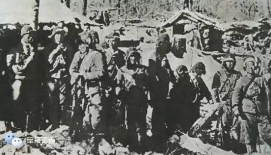 昔:东北抗日联军