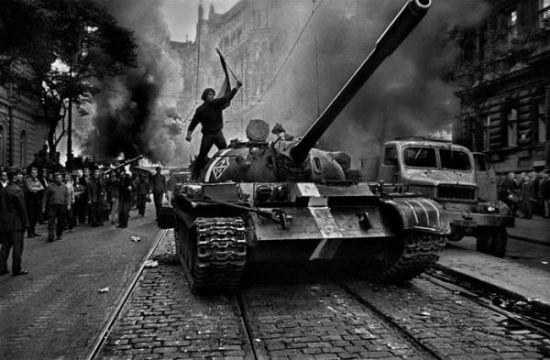 """1968年""""布拉格之春"""""""