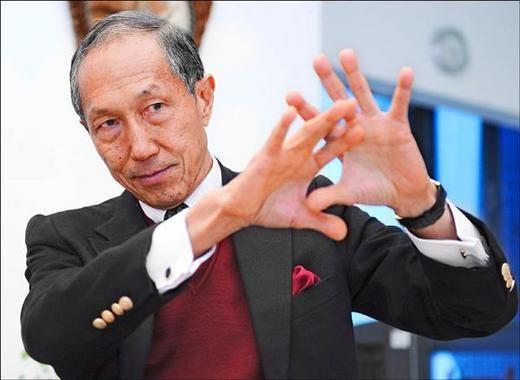 台湾知名国际政治学者林中斌