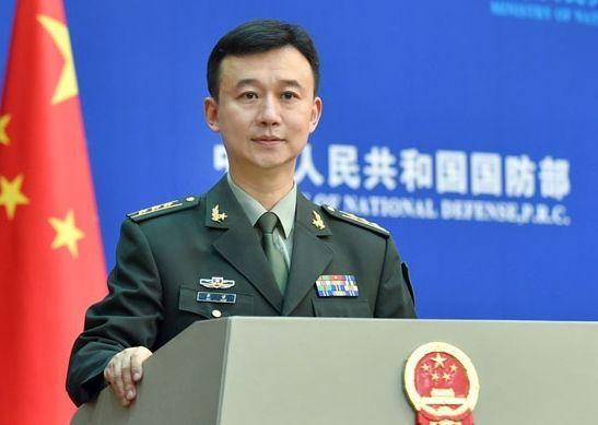 吴谦上校。