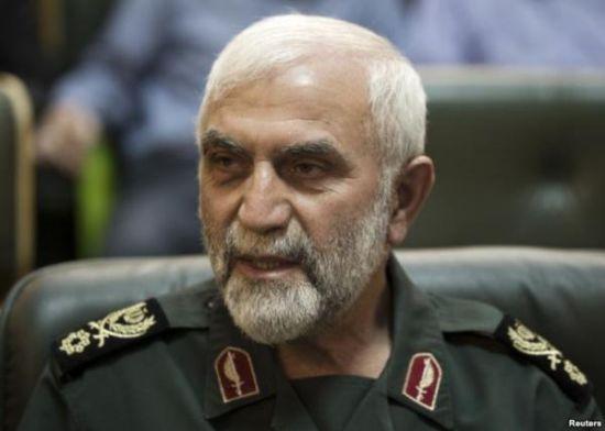 在阿勒颇战死的伊朗革命卫队侯赛因·哈梅达尼将军
