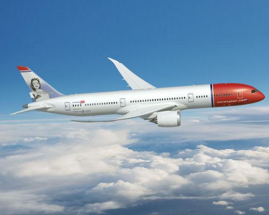 挪威航空波音787