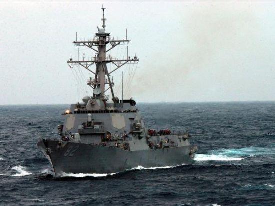 美国海军拉森号驱逐舰(USS Lassen DDG82)