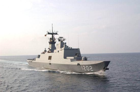 台湾海军的拉斐特级护卫舰