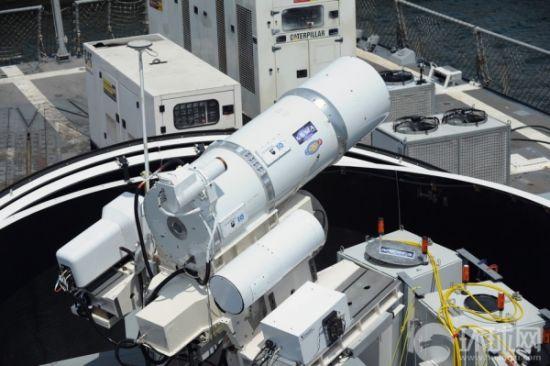激光兵器要真实走向成熟还需求很长一段时刻