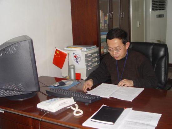 中国航天科工六院武器型号总设计师常肖平